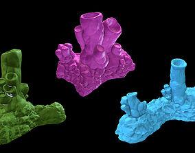 3D print model Cavern terrain alien lifeform