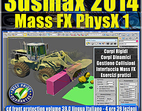 3ds max 2014 Mass Fx PhysX v 39 Italiano cd animated