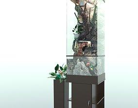 Aquarium Paludarium 3D model