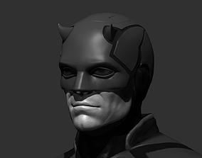 Fake Daredevil - Bullseye Bust 3D print model