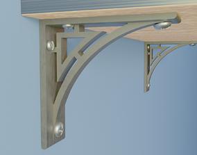 Shelf Bracket 3 3D print model