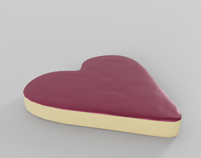 Cream Cheese Sugar Cookie 3D