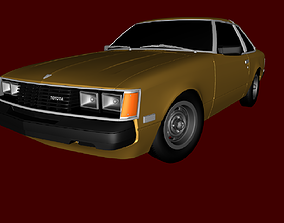 3D model Toyota Celica Coupe ST - Read Description