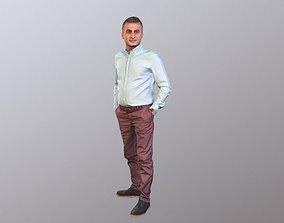 Rd508 - Male Standing 3D model