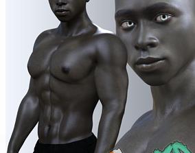 Baako for Genesis 3 Male 3D
