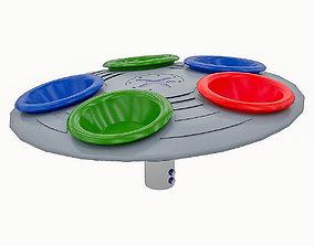 3D model Playground Equipment 137