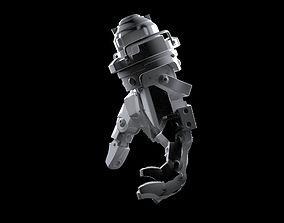 fi Robot Hand 3D
