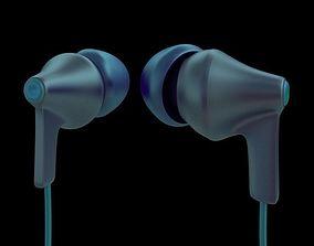 electronics product 3D model HeadPhones