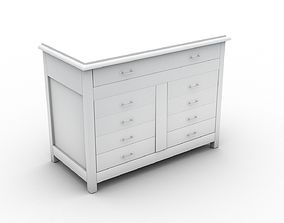 3D Italian style drawer