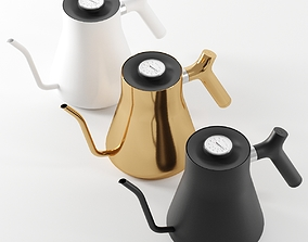 Stagg Teapot 3D