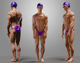 3D model SwimmingpoolBoyA001