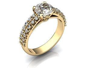 Ring BK345 3D model
