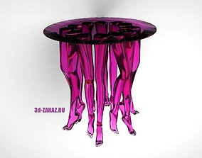 Dancing table 3D print model