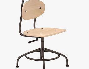 Kullaberg Chair 3D asset