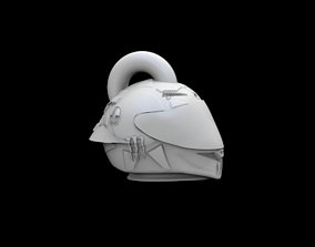 llavero casco soleluna valentino rossi 3D print model