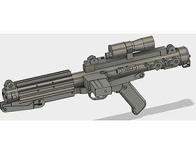 3D print model E-11 Stormtrooper Blaster - Return of the 1