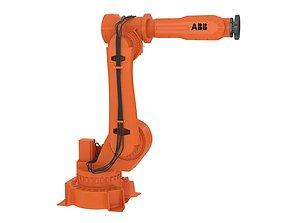 ABB IRB 6620 Industrial Robot 3D model