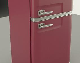 freezer 3D Refrigerator