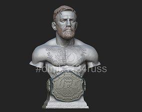 3D printable model conor mcgregor ufc mma stl