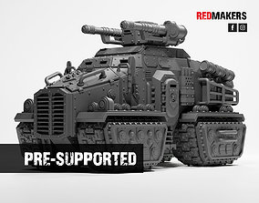 3D printable model Imperial military force Heavily armored