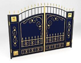 Gate 05 3D model