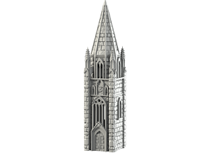 Belltower 3D print model