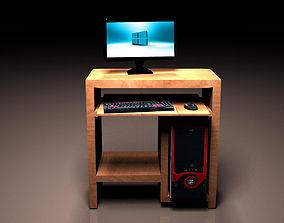 3D printable model Desktop pc