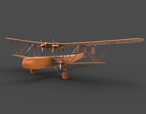 Handley Page HP42 3D printable model