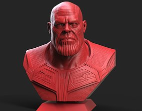 Thanos Bust 3D printable model