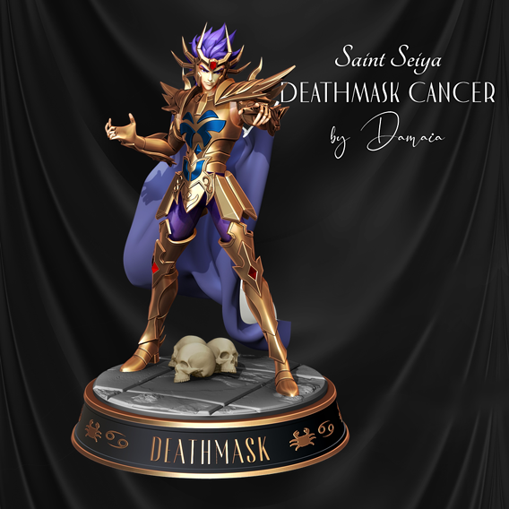 Saint Seiya: Deathmask / Cancer