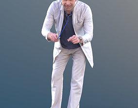 3D asset Lars 10430 - Working Doctor