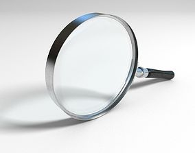 3D Magnifying glass zoom