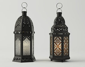 3D Moroccan Lanterns