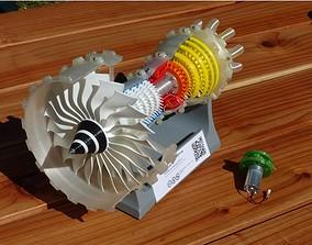 3d printed jet engine manual