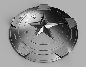 3D printable model Marvel Captain America Shield - Play 2