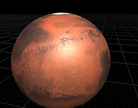 Solar System Planets 3D printable model