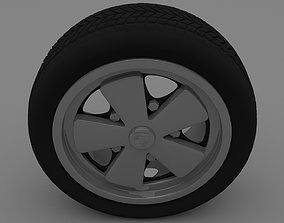 Porsche 911 Wheel 3D