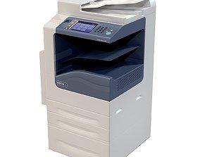 3D model Copier Xerox WorkCentre 5335