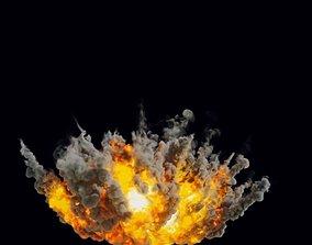 Houdini Pyrofx Megapack Element File Heavy animated 1