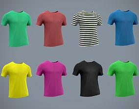 T-Shirt 3D asset