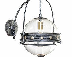 Lussole loft LSP-9181 3D asset
