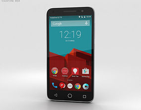 Vodafone Smart Prime 6 Gray 3D model