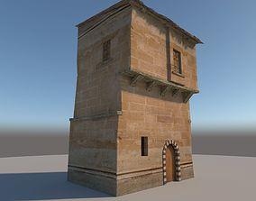 3D model arab Old House