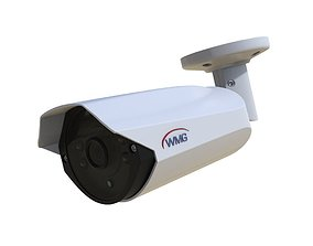 3D CCTV Selenium 9 - Security Camera