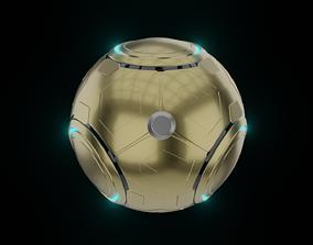 Overwatch - Zenyatta s orb - STL files for 3D