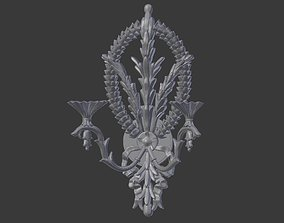 Chandelier 3D printable model