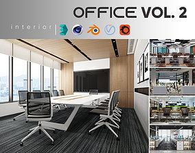 3D model Office Interior Vol 2
