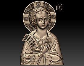 Christ Emmanuel 3d model for CNC