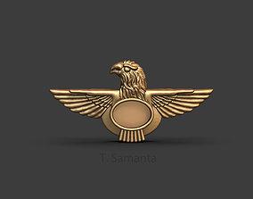 Eagle art 3D printable model