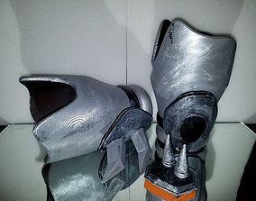 Reaper Cosplay Armor Overwatch 3D print model